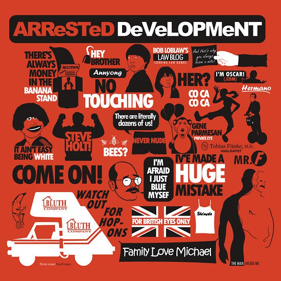 Amazing Arrested Development Shirt!