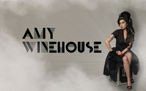 Amy Winehouse Обои - @iagro