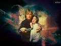 Anakin,Padme,Luke,and Leia