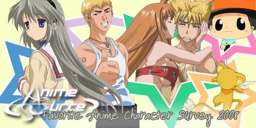 아니메 Characters