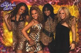 Aqua, Dorinda, Raven, Adrienne