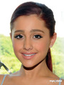 Ariana Grande posing for Photos in New York, Jul 26 - ariana-grande-and-elizabeth-gillies photo