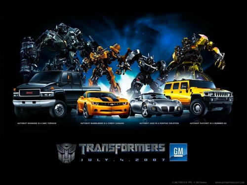 Autobots Wallpaper - transformers Wallpaper