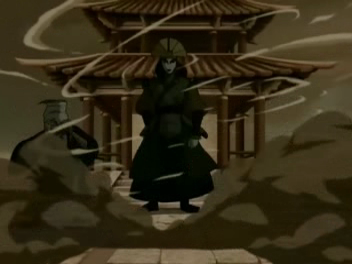 awatara Kyoshi Herself!