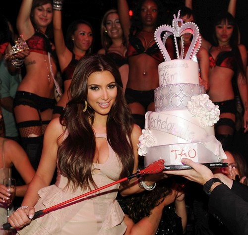 Bachelorette Party At TAO Nightclub In Las Vegas