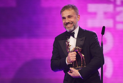 Christoph Waltz images Bambi 2009 - Show wallpaper and background photos
