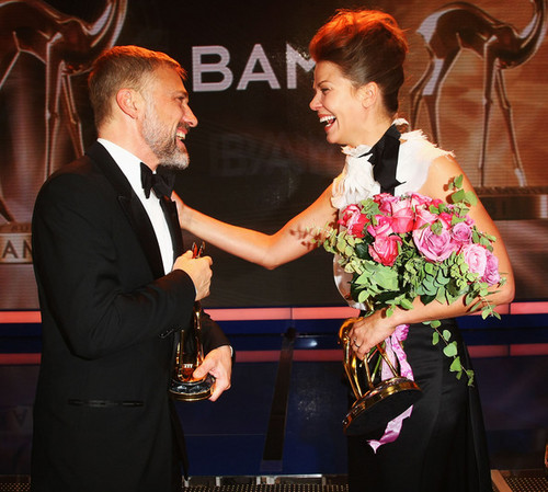 Bambi 2009 - Show - christoph-waltz Photo