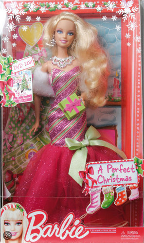 Barbie A Perfect Christmas doll