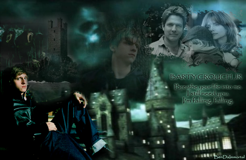 Barty Crouch Jr. - Falling