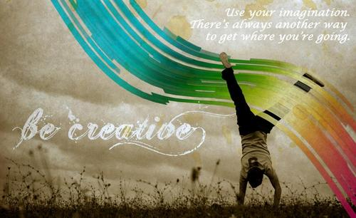 Be Creative & еще