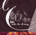 Be safe, be strong - harry-potter-vs-twilight photo