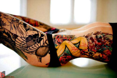 Beautiful Tattoo's - tattoos Photo