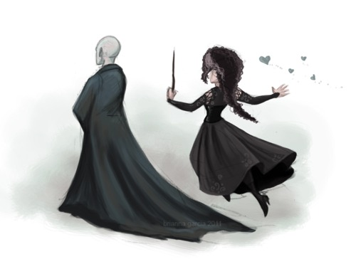 Bella and Voldy