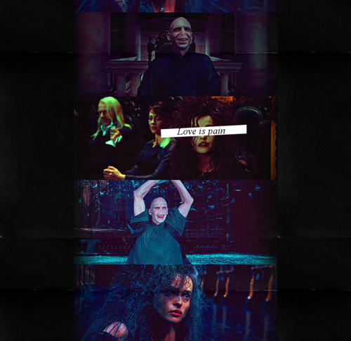 Bellatrix ♥ Lestrange