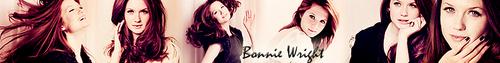 Bonnie Wright [Banner]