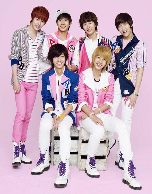 Boyfriend (Korean boy band) Boyfriend