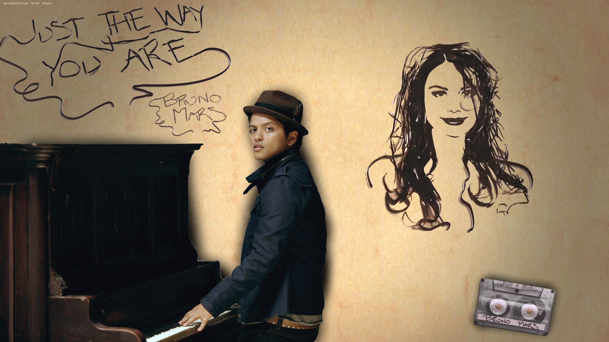 Bruno Mars Wallpaper - @iagro - Bruno Mars Wallpaper ...
