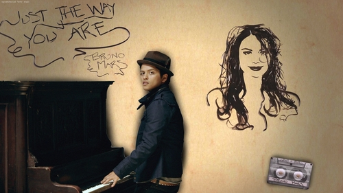 Bruno Mars fond d'écran possibly with a well dressed person, a sign, and a hip boot titled Bruno Mars fond d'écran - @iagro