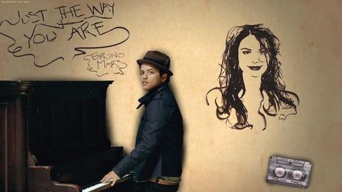Bruno Mars 바탕화면 - @iagro