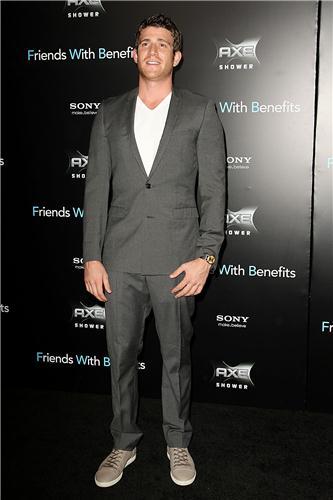 Bryan @ friends with Benefits Premiere (New York)