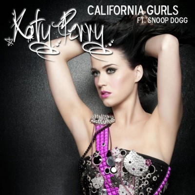 California Gurls-Fanmade Single Covers