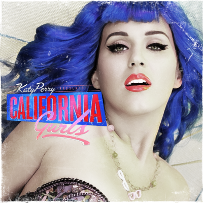 California Gurls-Fanmade Single Covers