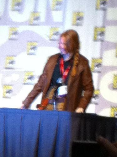 城堡 Cast at Comic Con