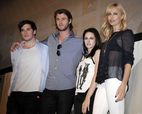 Comic-Con 2011 'Snow White and the Huntsman ' Panel