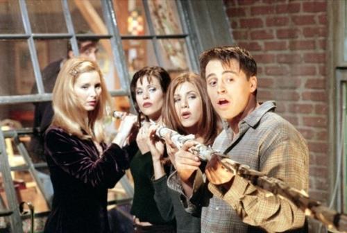 Courteney Cox as Monica Geller  