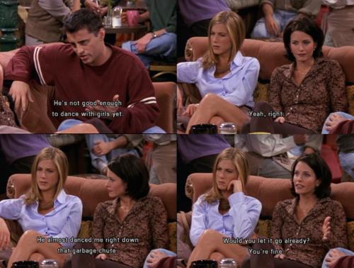 Courteney Cox as Monica Geller |