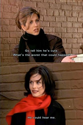 Courteney as Monica Geller ♥