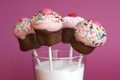 Cupcake Pops - cute-food photo