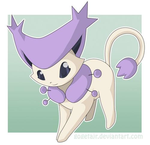Cute Delcatty