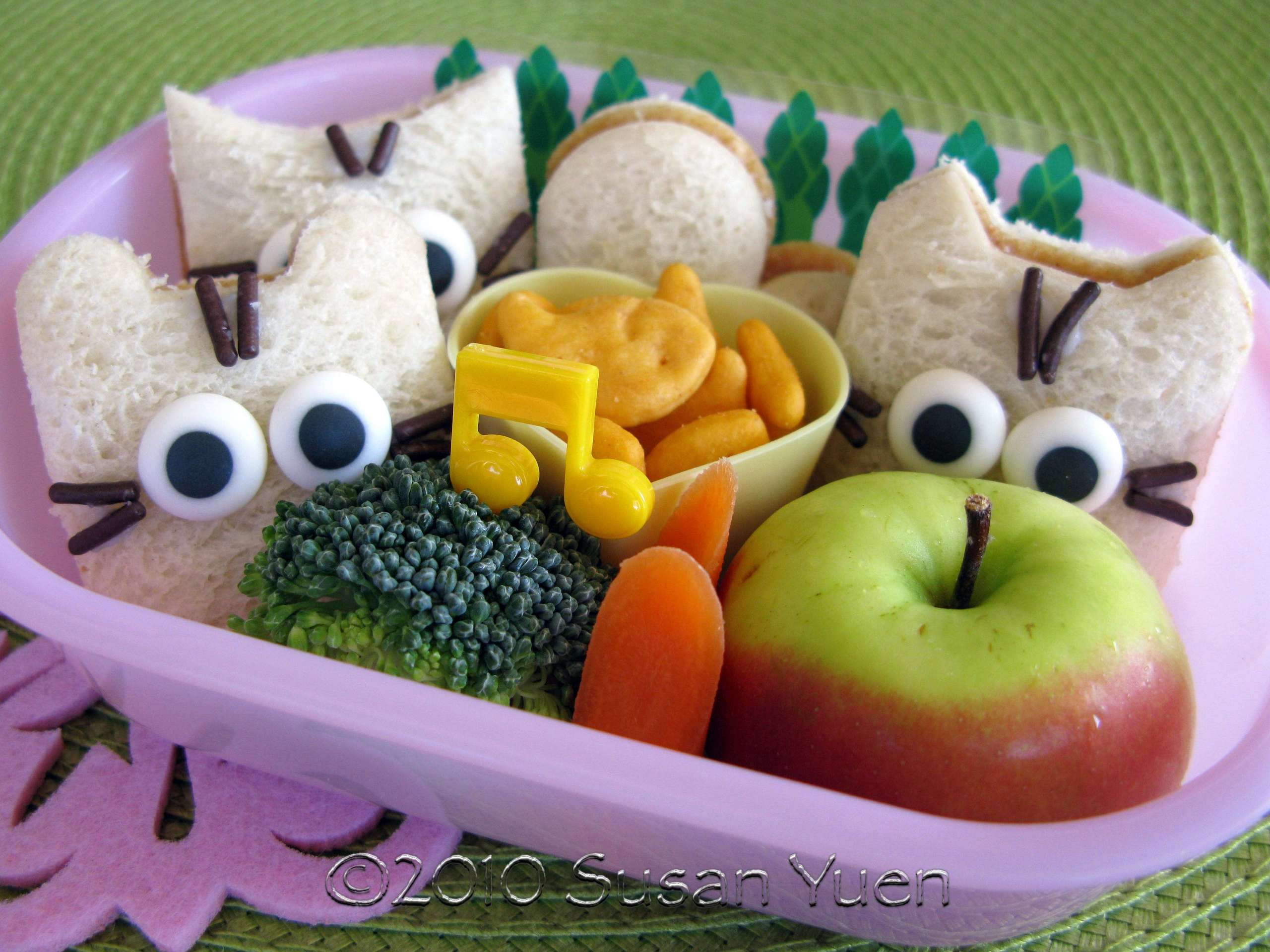 cute food background fruit lunch snacks bento fanpop fun wallpapers lunches thats box pbj icai idea foods kid snack adorable