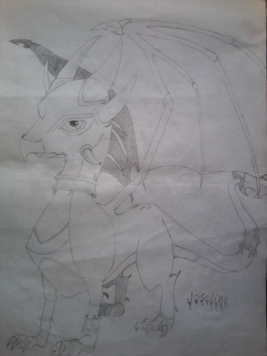 Cynder (unfinished)