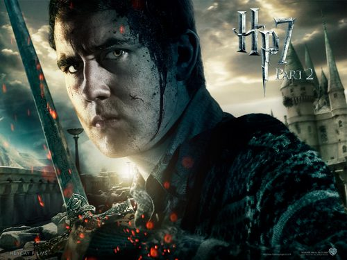 Deathly Hallows Part II Official fondo de pantalla