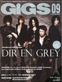 Dir en grey - GiGS Magazine 2011 September Issue [Cover] - dir-en-grey photo