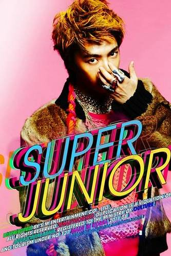 Donghae Super Junior 5th Album teaser