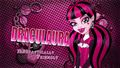 Draculaura Wallpaper