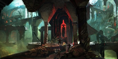 Dragon Age 2 - Legacy Concept Art