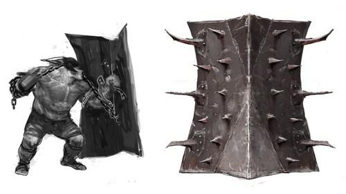 Genlock Alpha Concept Art