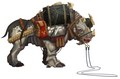 Bronto Concept Art - dragon-age-origins photo