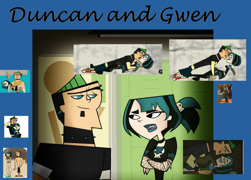 Duncan and Gwen