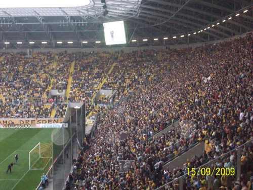Dynamo Dresden Stadion Eröffnung