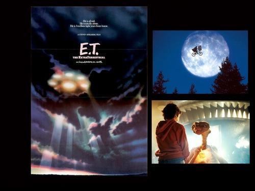 E.T. پیپر وال