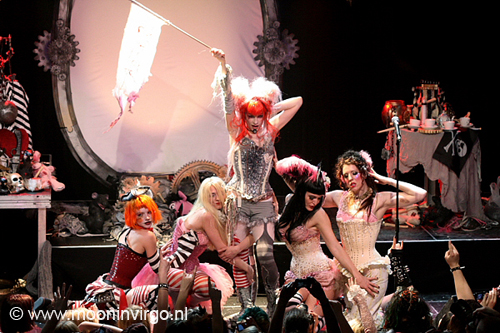 Emilie Autumn wallpaper probably with a concert called EA & Her Bloody Crumpets