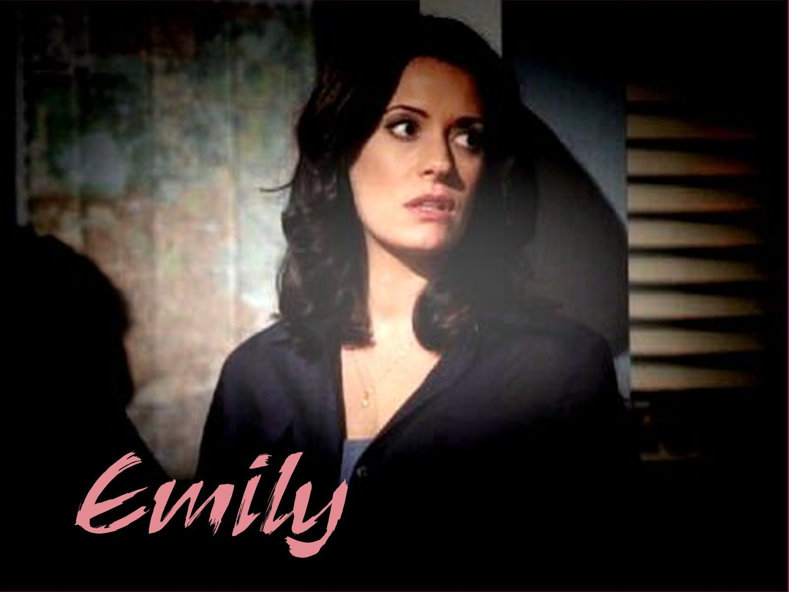 Emily Prentiss Leaving Criminal Minds http://kootation.com/prentiss-criminal-minds-wallpaper.html