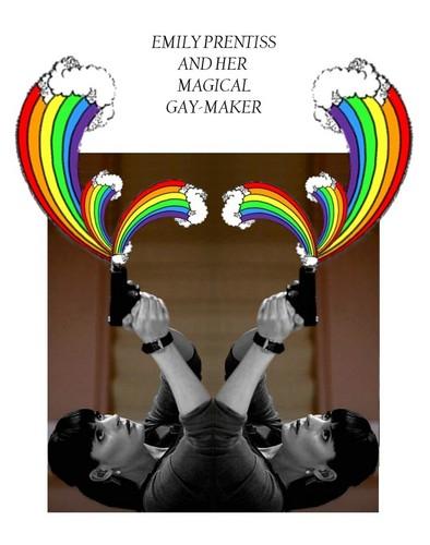 Emily Prentiss Rainbows