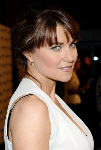 Lucy Lawless wallpaper possibly with a portrait called Entertainment Weekly's 5th Annual Comic-Con Celebration (July 23)