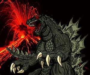 Epic Godzilla